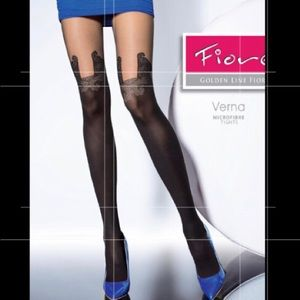 New pantyhose tights by Fiore Verna